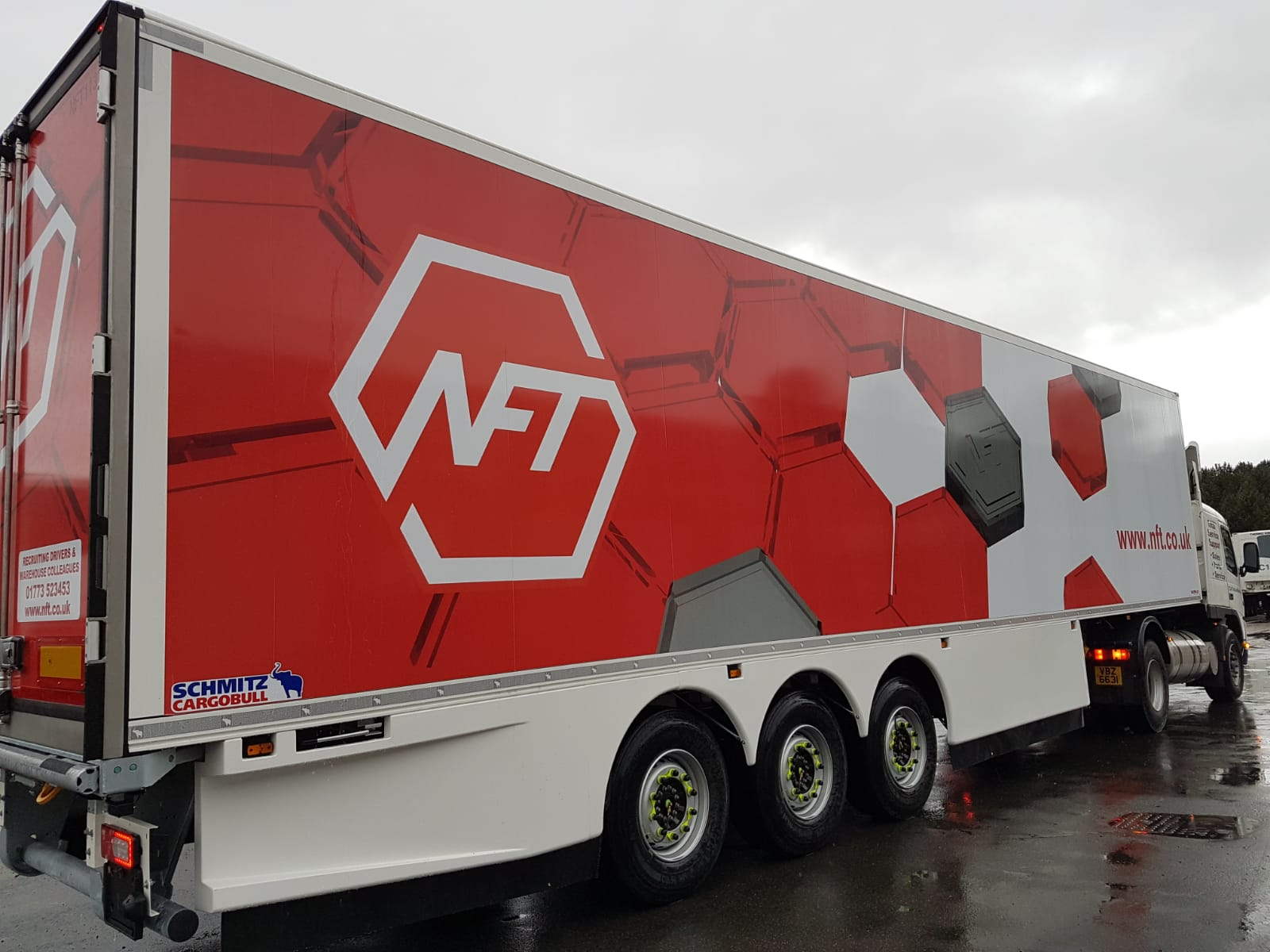 NFT Distribution equip their fleet with PSI