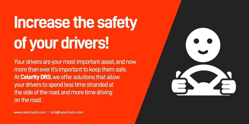 Keeping your drivers safe and on-time!